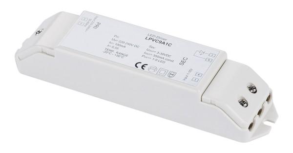 LED-TREIBER, 11W, 350mA, dimmbar, inkl. Zugentlastung