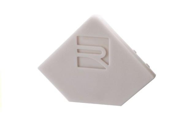 Reprofil Profil Zubehör, Endkappe P-EV-01-08 Set 2 Stk, Kunststoff, Grau