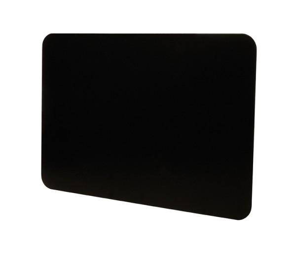 Deko-Light Zubehör, Seitenabdeckung Schwarz für Serie Nihal Mini, Metall, Schwarz, 89x57mm