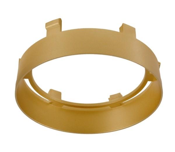Deko-Light Zubehör, Reflektor Ring Gold für Serie Nihal, Kunststoff, Gold-matt