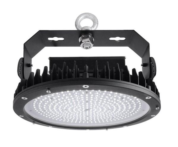 Deko-Light Pendelleuchte, Ainara 150, Aluminium Druckguss, schwarz, Kaltweiß, 110°, 150W, 230V
