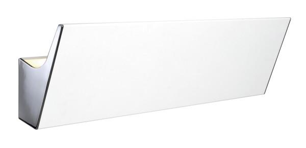SOLF T5, Wandleuchte, T16, weiß/chrom, max. 24W