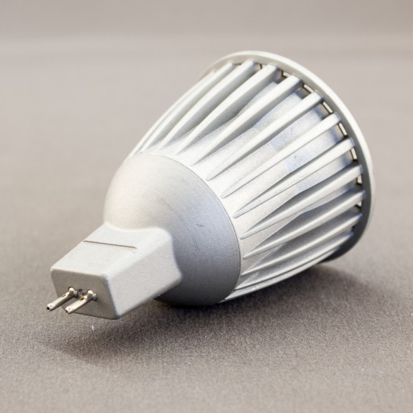 MR16 LED, 7W, warmweiss, 38°, nicht dimmbar