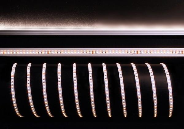 Deko-Light Flexibler LED Stripe, 2216-196-24V-3000K+6500K-5m, Kupfer, Weiß, Warmweiß + Kaltweiß, 45W