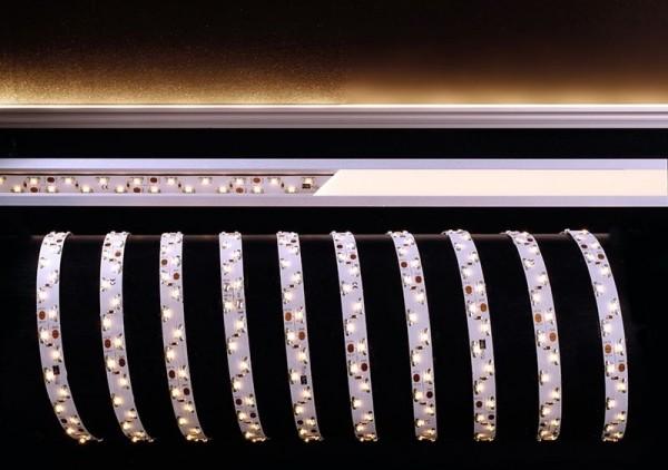 Deko-Light Flexibler LED Stripe, 335-2x60-12V-2700K-3m, Kupfer, Weiß, Warmweiß, 120°, 22W, 12V