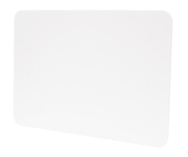 Deko-Light Zubehör, Seitenabdeckung Weiß für Serie Nihal, Metall, Weiß, 130x88mm