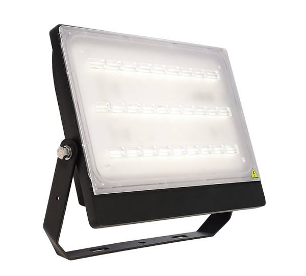 Deko-Light Boden- / Wand- / Deckenleuchte, Brachium, Aluminium Druckguss, schwarz, Neutralweiß, 75°