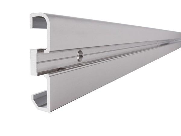 Reprofil Profil, Sockel-Profil AM-02-10, Aluminium, Silber-matt eloxiert, 3000mm