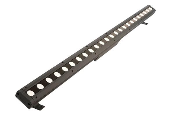 Deko-Light Boden- / Wand- / Deckenleuchte, Wallwasher Caph, Aluminium Druckguss, dunkelgrau, 40W