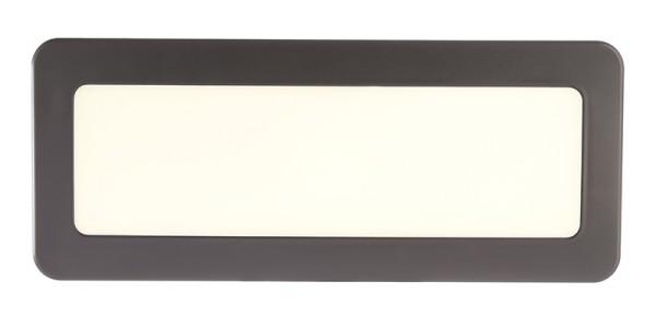 KapegoLED Wandaufbauleuchte, Crucis, inklusive Leuchtmittel, Neutralweiß, EEI: A