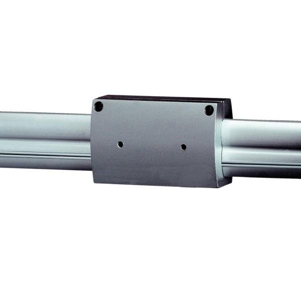LÄNGSVERBINDER, für Hochvolt-Stromschiene EASYTEC II, silbergrau