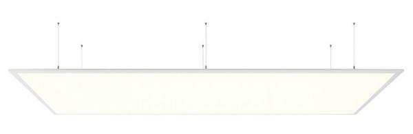 Deko-Light Einlegerasterleuchte, LED Panel PRO, Aluminium, Weiß, Neutralweiß, 110 °, 50W, 35V