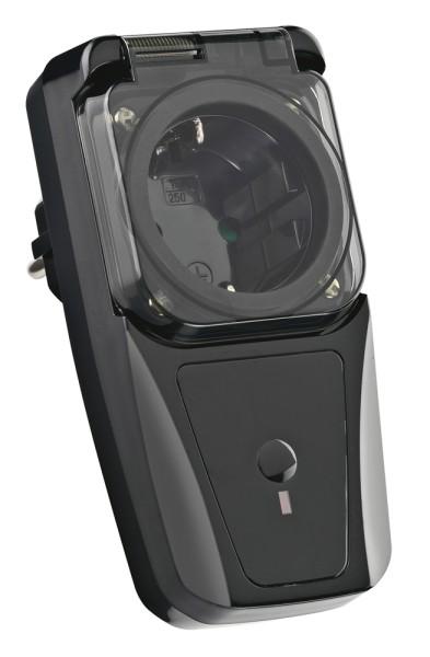 FUNK STECKDOSE OUTDOOR, IP44, max. 3500 Watt