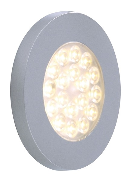 Hera Möbelaufbauleuchte, ER-LED, inklusive Leuchtmittel, Warmweiß, spannungskonstant, 24V DC, 1,20 W
