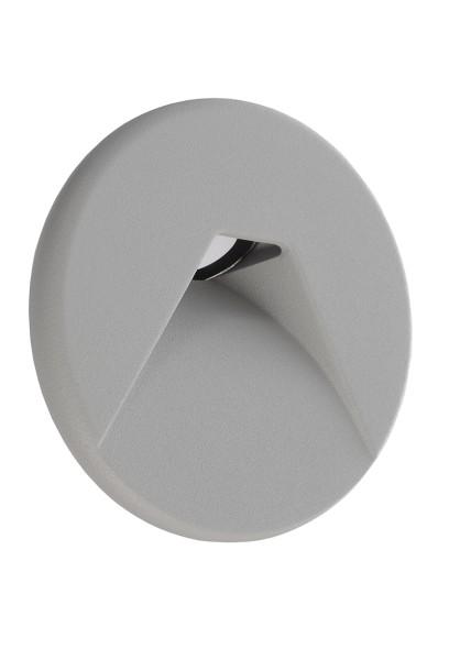 Deko-Light Zubehör, Abdeckung silber grau rund für Light Base COB Indoor, Aluminium, Silber-grau