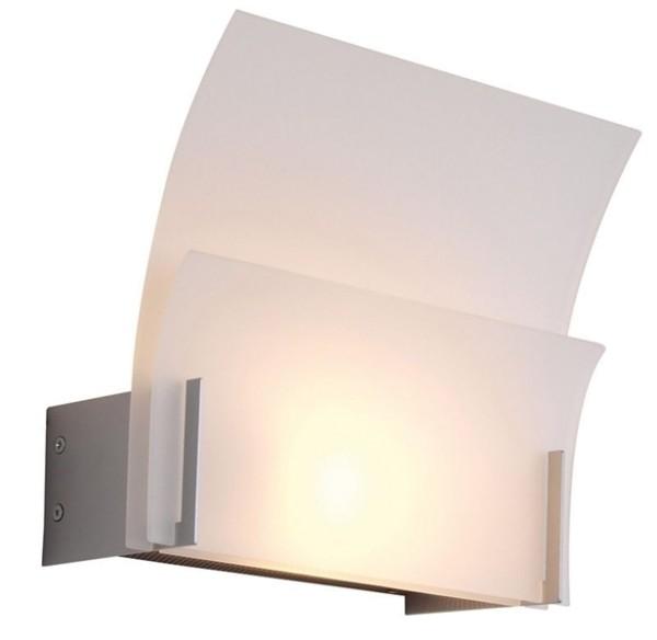 Kapego Wandaufbauleuchte, Estante, exklusive Leuchtmittel, spannungskonstant, 220-240V AC/50-60Hz