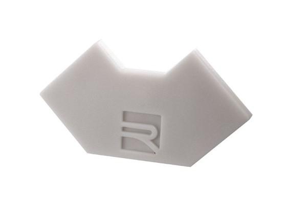 Reprofil Profil Zubehör, Endkappe P-EV-02-08 Set 2 Stk, Kunststoff, Grau