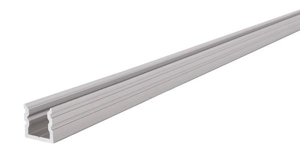 Reprofil Profil, U-Profil hoch AU-02-05, Aluminium, Silber-matt eloxiert, 1000mm