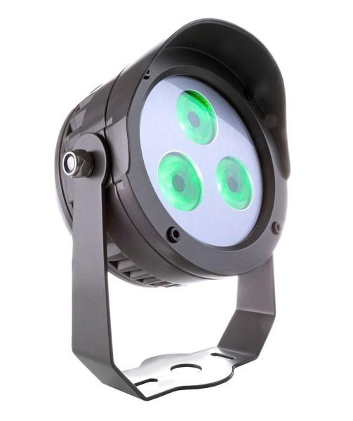 Deko-Light Boden- / Wand- / Deckenleuchte, Power Spot II RGBWW, Aluminium Druckguss, anthrazit, 30°