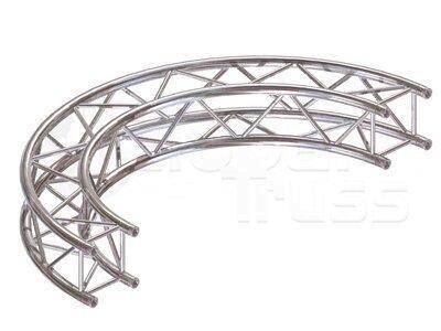 Kreisstück F34 für 6 Meter/Kreis 1 Stück 60 °