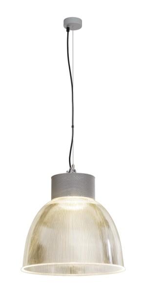 PARA MULTI, Pendelleuchte, LED, 3000K, silbergrau, inkl. Philips DLMi Modul 28W