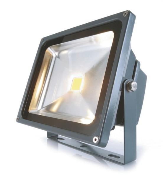 Outdoorstrahler LED Fluter 30W warmweiß