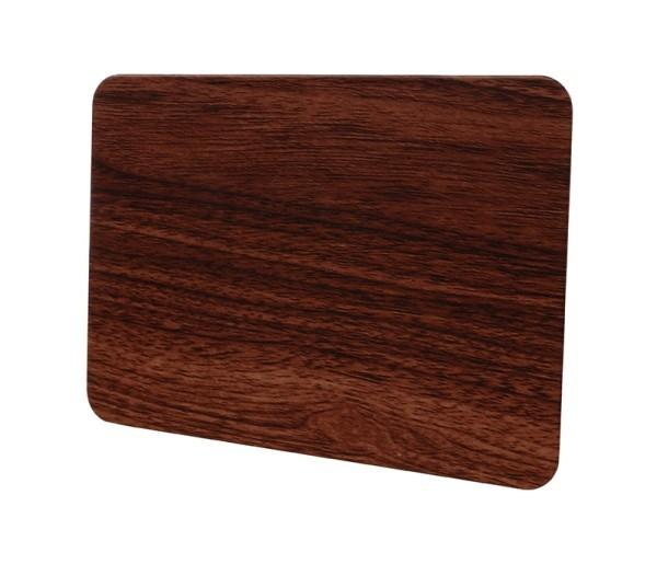 Deko-Light Zubehör, Seitenabdeckung Holz Serie Nihal Mini, Metall, 89x57mm