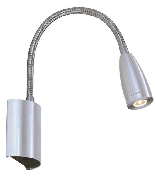 KapegoLED Wandaufbauleuchte, Read, inklusive Leuchtmittel, Warmweiß, spannungskonstant, 3,00 W