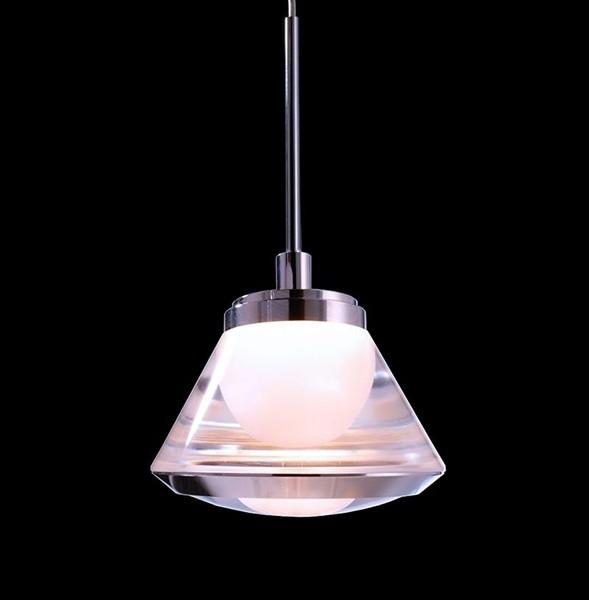 KapegoLED Pendelleuchte, Ludivine, inklusive Leuchtmittel, Warmweiß, spannungskonstant, 5,00 W