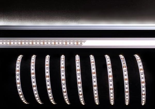 Deko-Light Flexibler LED Stripe, 3528-120-12V-6500K-5m-Nano, Kupfer, Weiß, Kaltweiß, 120°, 30W, 12V