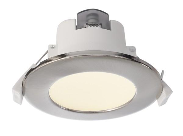 Deko-Light Deckeneinbauleuchte, Acrux 68, Kunststoff, weiß matt, Warmweiß + Neutralweiß + Kaltweiß