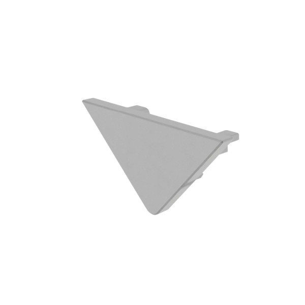 Reprofil, Endkappe P-AV-01-10 Set 2 Stk, Kunststoff