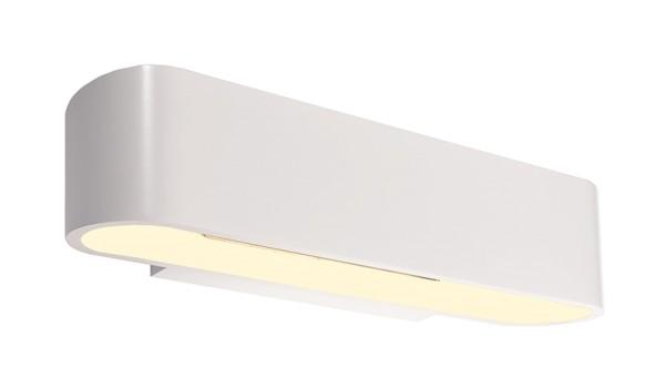 Deko-Light Wandaufbauleuchte, Bootis, Aluminium Druckguss, weiß, 160W, 230V, 300x79mm
